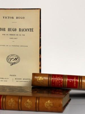Victor Hugo raconté par un témoin de sa vie 1