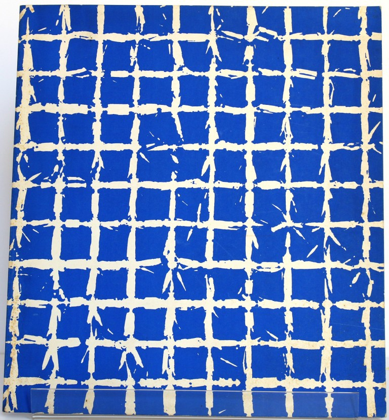 Hantaï. Catalogue d'exposition 1976. Livre d'occasion.