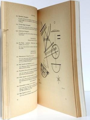 Moderne kunst. Berne 1982. Catalogue allemand. Pages intérieures_1.