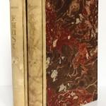 Faust. Goethe. Illustré par Edy Legrand 1942. 2 volumes. Ensemble.