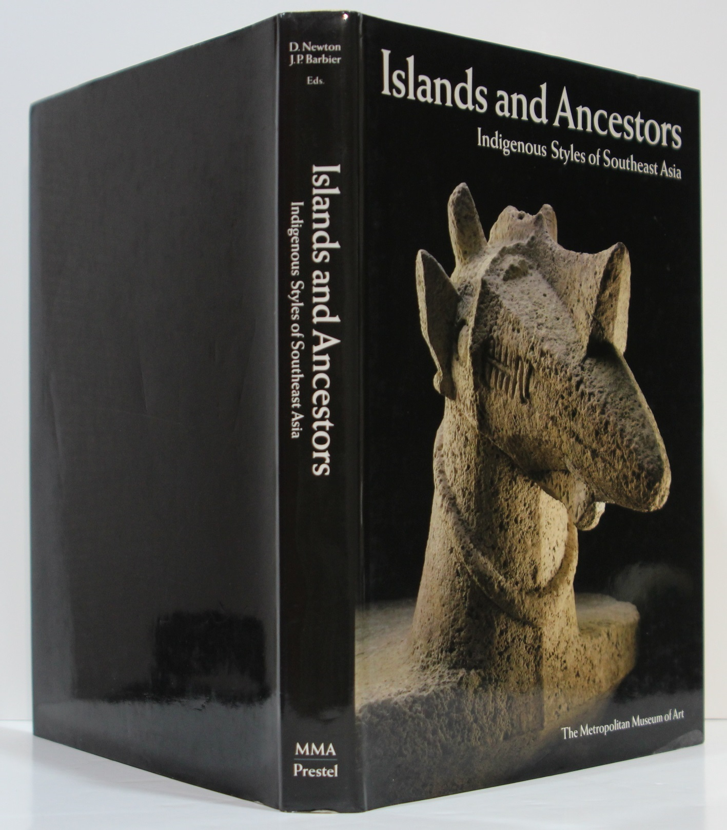 Islands and Ancestors. Indigenous Styles of Southeast Asia. Couvertures.