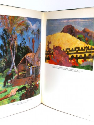Gaugin A Retrospective. Marla Prather and Charles F. Stuckey. 1987. Pages intérieures_1.