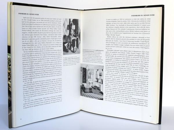 Intérieurs Art Déco. Patricia Bayer. Les éditions de l'amateur 1990. Pages intérieures_2.