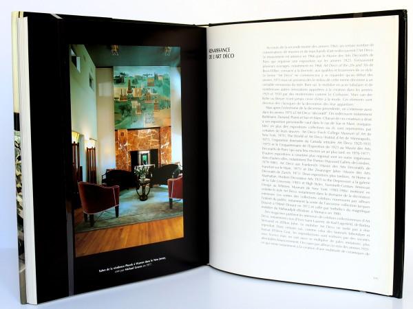 Intérieurs Art Déco. Patricia Bayer. Les éditions de l'amateur 1990. Pages intérieures_3.