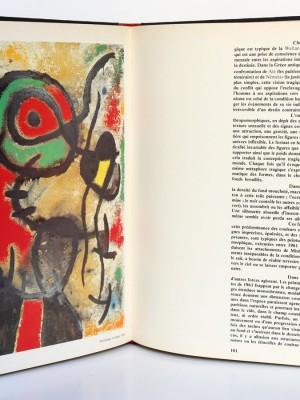 Margit Rowell. Joan Miro Peinture = Poésie. Éditions de la différence 1976. Pages intérieures_1.