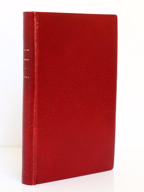 Moïra. Julien Green. La Palatine 1952. Reliure.
