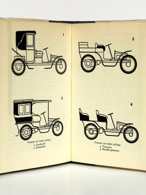 Famous Veteran Cars of the Worl. Anthony Davis. Frederick Muller, 1963. Pages intérieures_1.