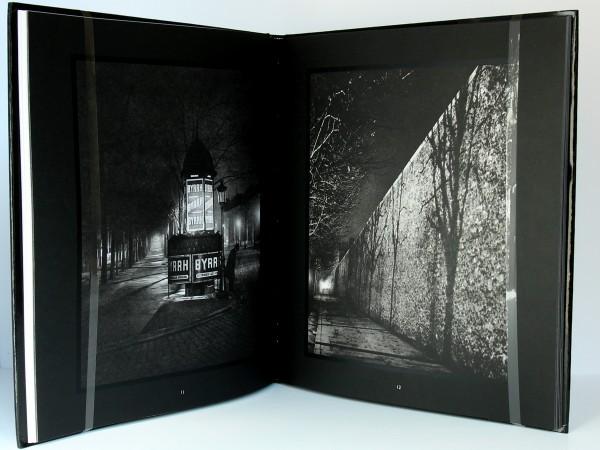 Paris de nuit, Brassaï. Texte de Paul Morand. Arts et Métiers Graphiques, 1990. Pages intérieures 2.