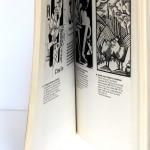 Cubist Prints / Cubist Books. Edited by Donna STEIN. Franklin Furnace 1983. Pages intérieures.
