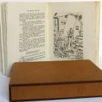 Le Père Goriot. Balzac. Eaux-fortes de Charles Genty. Éditions Littéraires de France 1946. Pages intérieures 2.
