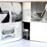 Les plastiques De la bakélite au high-tech, Sylvia Katz. Denoël, 1985. Pages intérieures 2.