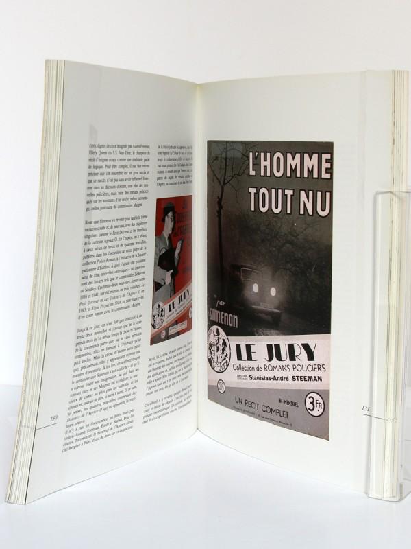 Simenon L'homme, l'univers, la création. Éditions Complexe 2002. Pages intérieures 2.