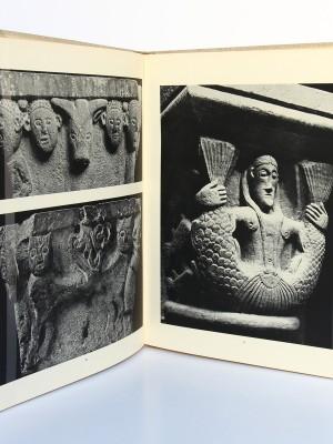 Les Arts Primitifs français, L. Gischia, L. Mazenod, J. Verrier. Arts et Métiers graphiques 1953. Pages intérieures 2.