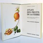 Atlas des fruits de la terre, Bianchini, Corbetta. Fernand Nathan, 1974. Page titre et frontispice.