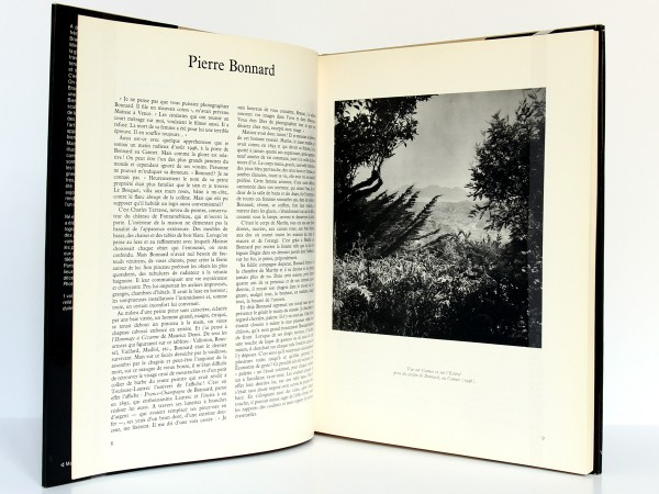 Les Artistes de ma vie, Brassaï. Denoël, 1982. Pages intérieures 1.
