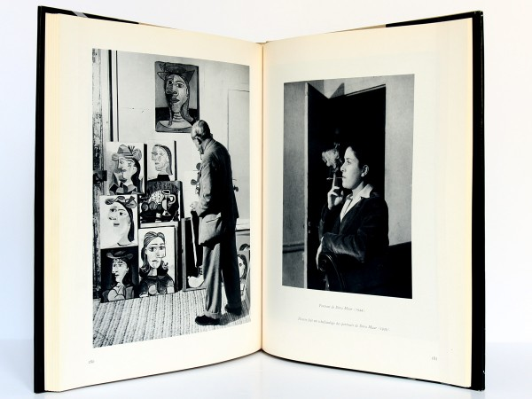 Les Artistes de ma vie, Brassaï. Denoël, 1982. Pages intérieures 2.