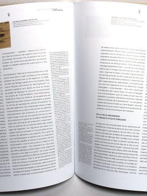 De Stijl 1917-1931. Catalogue exposition Centre Georges Pompidou 2010. Pages intérieures.
