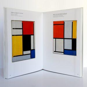 Mondrian. Éditions du Centre Pompidou 2010. Pages intérieures 1.