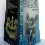 Sculpture of the Eskimo, George Swinton. McClelland and Stewart, 1987. Couverture, plats et dos.