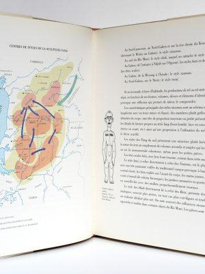 Art Fang Guinée équatoriale Marta Sierra DELAGE Louis PERROIS. Aurore Éditions d'Art / Cercle d'Art, 1991. Pages intérieures 1.