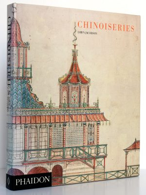 Chinoiseries. Dawn Jacobson. Phaidon 1993. Reliure.