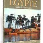 Égypte Vallée du Fleuve Dieu Cérès Wissa Wassef Photographies de Jean-Marc DUROU. AGEP 1987. Couverture.