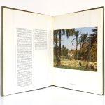Égypte Vallée du Fleuve Dieu Cérès Wissa Wassef Photographies de Jean-Marc DUROU. AGEP 1987. Pages intérieures.