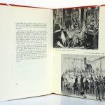 Histoire et géographie gourmandes de Paris. René Héron de Villefosse. Éditions de Paris 1956. Pages intérieures.