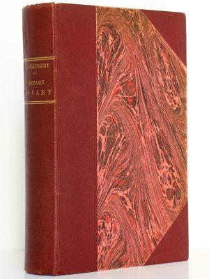 Madame Bovary. Gustave Flaubert. Eugène Fasquelle Éditeur 1928. Reliure.