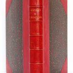 Œuvres de Racine. Laplace, Sanchez et Cie Éditeurs 1882. Reliure : dos et plats.