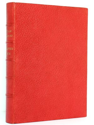 Sébastien Roch Octave Mirbeau. Illustrations de Dignimont. Les Éditions Nationales 1934. Reliure.