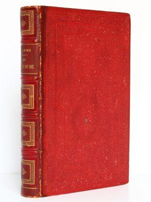 Aux Sources du Nil Journal de voyage du Capitaine John Hanning Speke. Librairie de L. Hachette et Cie 1865. Reliure.