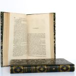 Le barreau au XIXe siècle, M.O. Pinard. Pagnerre Libraire-Éditeur, 1864-1865. 2 volumes. Volume 1 : pages intérieures.