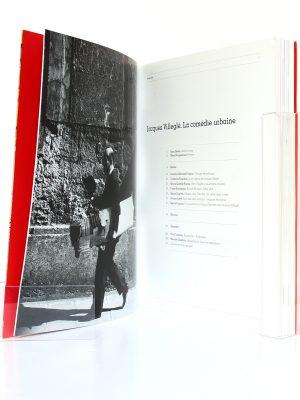 Jacques Villeglé - La Comédie urbaine. Éditions du Centre Pompidou, 2008. Pages intérieures.