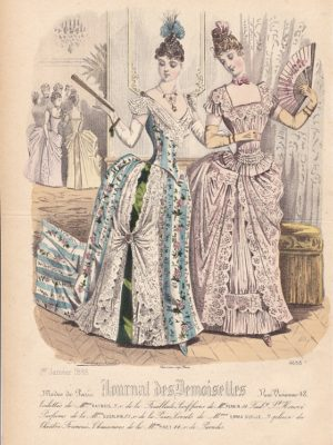 Journal des Demoiselles 4658 1er janvier 1888