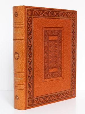 Le Cinquiesme Livre, Rabelais. Illustrations de Jean Gradassi. Éditions Le Chant des Sphères, 1966. Reliure.