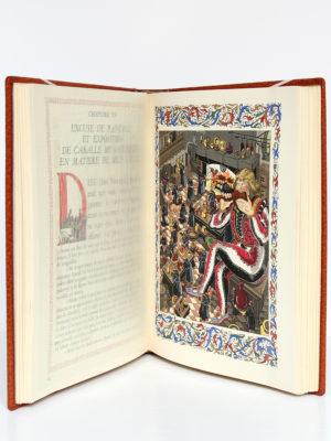 Le Tiers Livre, Rabelais. Illustrations Jean Gradassi. Éditions Le Chant des Sphères, 1964. Pages intérieures 1.