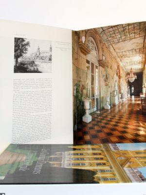 Les Grandes Demeures d'Europe centrale, Michael PRATT. Abbeville, 1991. Pages intérieures 2.