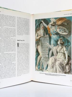 Le Journal de la Comédie-Française 1787-1799, Noëlle Guibert, Jacqueline Razgonnikoff. SIDES, 1989. Pages intérieures 1.