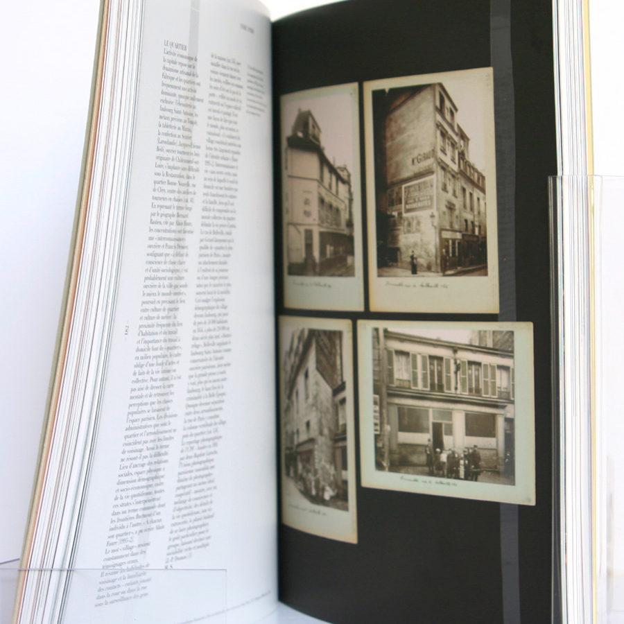 Le Peuple de Paris au XIXe siècle. Catalogue exposition Musée Carnavalet Octobre 2011 - Février 2012. Pages intérieures.