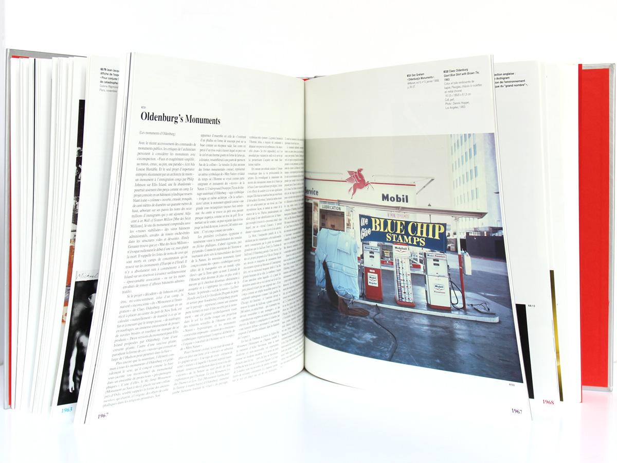 Les années Pop 1956-1968. Éditions du Centre Pompidou, 2001. Pages intérieures.