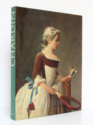 Chardin, Georges Wildenstein. Manesse, 1963. Couverture.