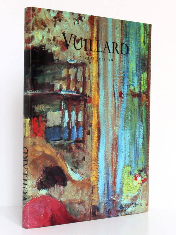 Edouard Vuillard, Stuart Preston. Ars Mundi, 1992. Couverture.
