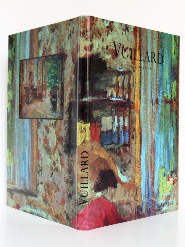Edouard Vuillard, Stuart Preston. Ars Mundi, 1992. Couverture : dos et plats.