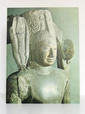 L'Art Khmer au musée Guimet Paris, Jeannine AUBOYER. Manesse, 1966. Photographie_1.