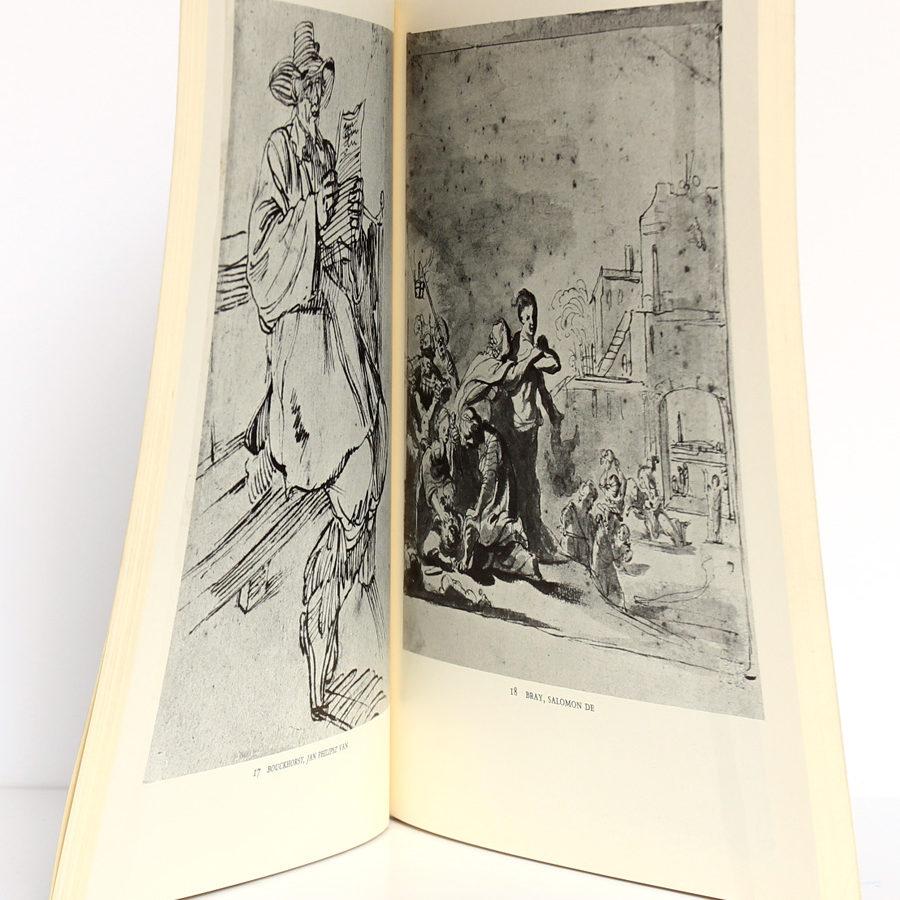 Dessins des Écoles du Nord. Galerie Claude Aubry 1974. Pages intérieures.