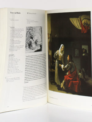 De Rembrandt à Vermeer. Catalogue Exposition Grand Palais Paris 1986. Pages intérieures.