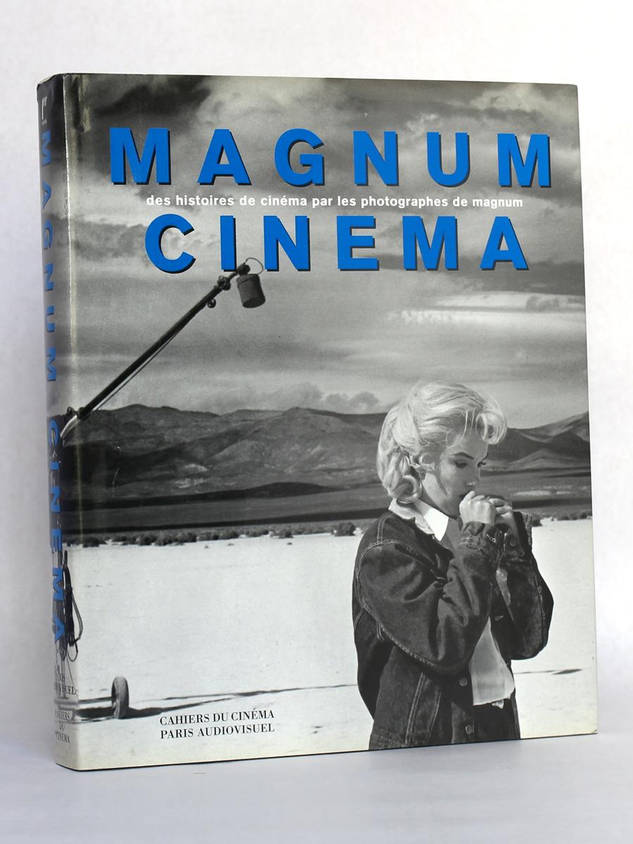 Magnum Cinéma, Alain Bergala. Éditions Cahiers du Cinéma 1994. Couverture.