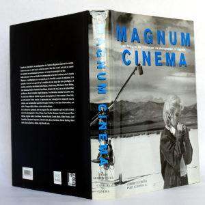 Magnum Cinéma, Alain Bergala. Éditions Cahiers du Cinéma 1994. Jaquette : dos et plats.
