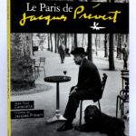 Le Paris de Jacques Prévert, Jean-Paul Caracalla. Flammarion, 2000. Couverture. / Photo zookasbooks.
